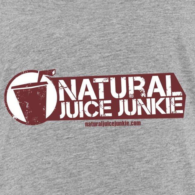 Natural Juice Junkie - Kid's Logo Tee