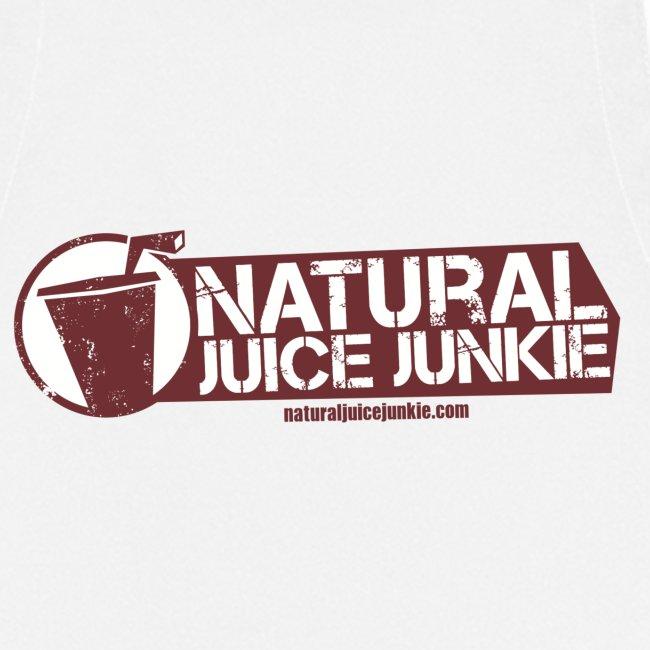 Natural Juice Junkie Apron