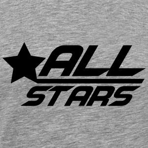Cool Allstars Logo T-Shirts - Men's Premium T-Shirt