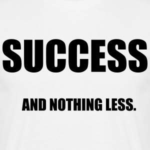 Success T-shirts - T-shirt herr