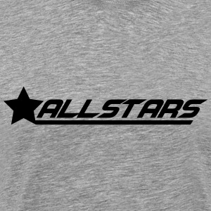 Cool Allstars Design T-Shirts - Men's Premium T-Shirt