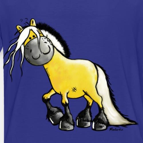 Norweger - Fjordpferd - Fjord Horse