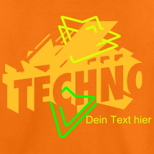 Techno Music Shirts - Teenage Premium T-Shirt