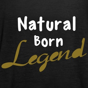 Born Legend Tops - Women's Tank Top by Bella
