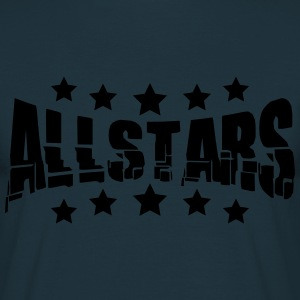 Allstars Design T-skjorter - T-skjorte for menn