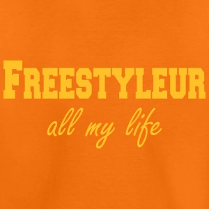 Freestyleur all my life  Tee shirts - T-shirt Premium Enfant