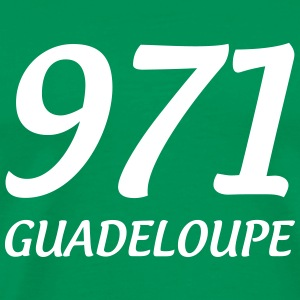 971 Guadeloupe Tee shirts - T-shirt Premium Homme