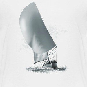 sailboat Shirts - Teenage Premium T-Shirt