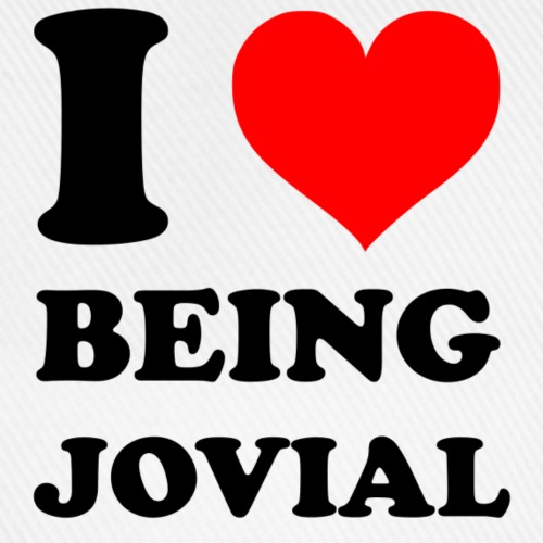 Being jovial