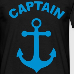 captain - marin Tee shirts - T-shirt Homme
