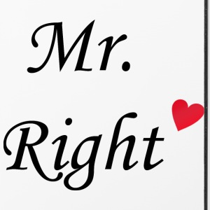 Mr. Right Handy & Tablet Hüllen - iPhone 4/4s Hard Case