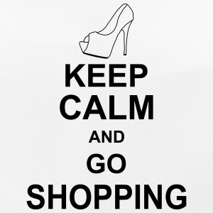 keep_calm_and_go_shopping_g1 Accessori - Bavaglino