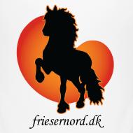 Motiv ~ Frieser Nord åkande top Dame