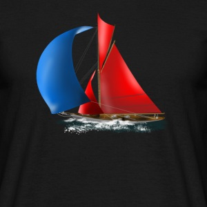 sailboat T-Shirts - Men's T-Shirt