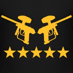 Paintball T-Shirts - Kinder Premium T-Shirt