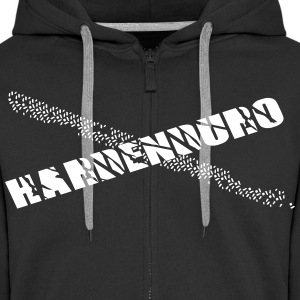 Hardenduro Monsters of Motocross Pullover & Hoodies - Männer Premium Kapuzenjacke