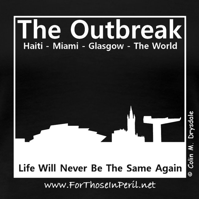 Women's T Shirt - The Outbreak