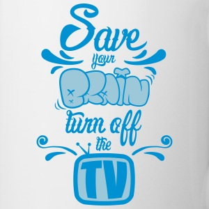 Turn Off The TV Bottles & Mugs - Mug