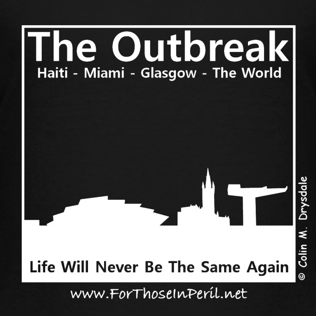 Teenager's T Shirt - The Outbreak