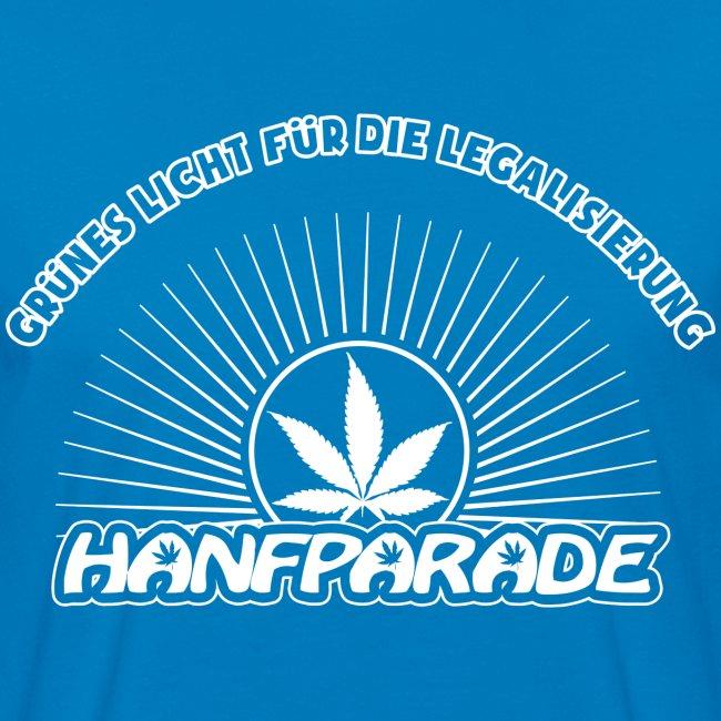 Hanfparade 2014 Bio T-Shirt Männer