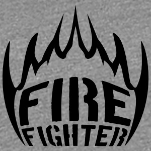 Fire flames firefighter T-Shirts - Women's Premium T-Shirt
