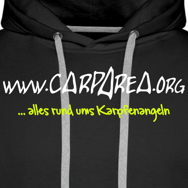 www.carparea.org Hooded Sweat mit Logo (CUP-Team)