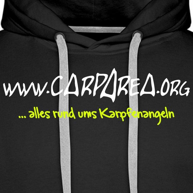 www.carparea.org Hooded Sweat mit Logo (CUP-Team)
