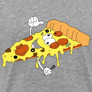 T-shirt pizza - T-shirt Premium Homme