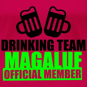 Drinking Team Magaluf T-Shirts - Frauen Premium T-Shirt