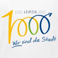 Motiv ~ Kinder T-Shirt 1000 Jahre Leipzig bunt