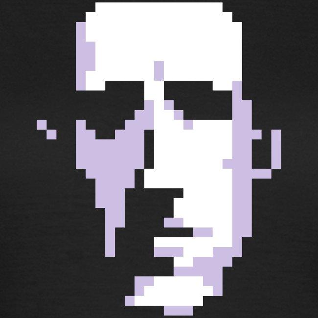 Pixel Lovecraft - Black - Women