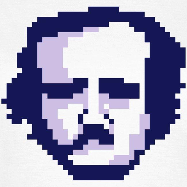 Pixel Poe - White - Women