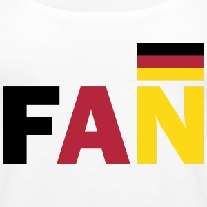 FAN Tops - Frauen Premium Tank Top