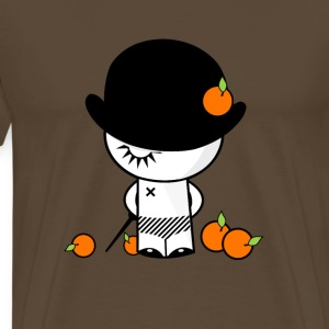 Clockwork Orange T-Shirts - Männer Premium T-Shirt