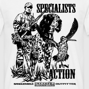 specialist_in_action T-Shirts - Männer T-Shirt