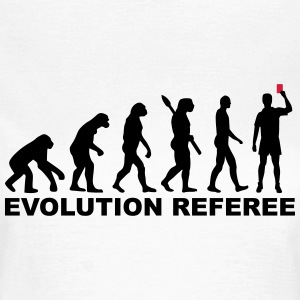 Evolution Referee T-Shirts - Frauen T-Shirt