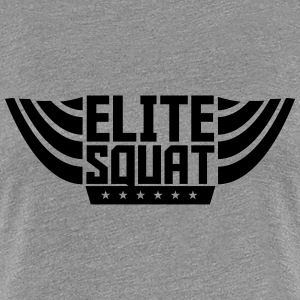 Elite Squad Team Crew Soldiers T-Shirts - Women's Premium T-Shirt