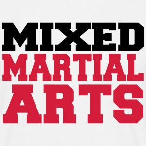 Mixed Martial Arts T-Shirts - Men's T-Shirt