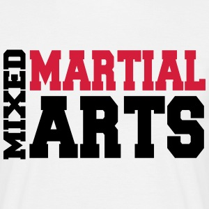 Mixed Martial Arts T-shirts - T-shirt herr