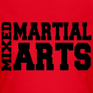 Mixed Martial Arts T-shirts - T-shirt dam