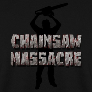 Chainsaw Massacre - Horror /  motosega assassino  Felpe - Felpa da uomo