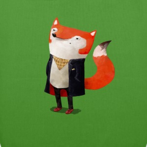 Smart Fox Bags & Backpacks - EarthPositive Tote Bag