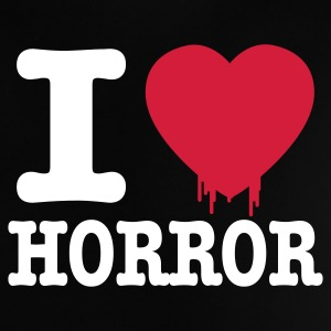 i love horror T-shirts - Baby-T-shirt