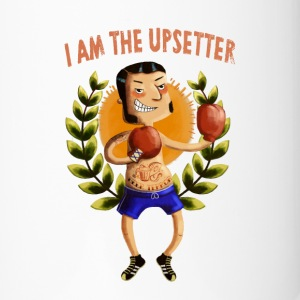 I am The Upsetter Bottles & Mugs - Travel Mug