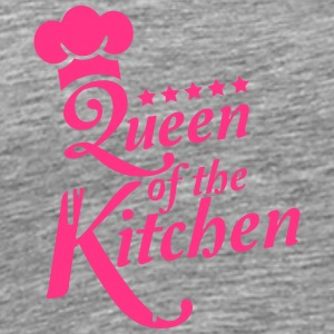 Queen Of The Kitchen Design T-Shirts - Men's Premium T-Shirt