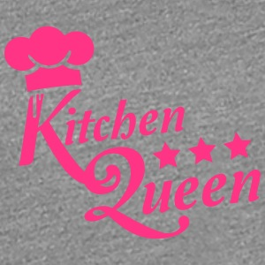 Kitchen Queen Design T-Shirts - Women's Premium T-Shirt