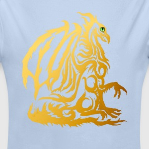 The Gold Dragon Pullover & Hoodies - Baby Bio-Langarm-Body