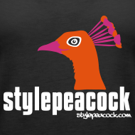 Motiv ~ stylepeacock Top Flockdruck