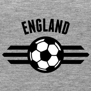 england badge iii 2c Tops - Frauen Premium Tank Top