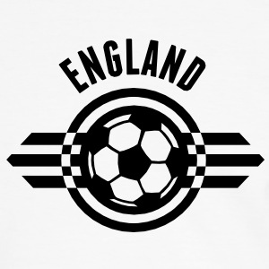england / three lions badge ii 1c T-Shirts - Männer Kontrast-T-Shirt